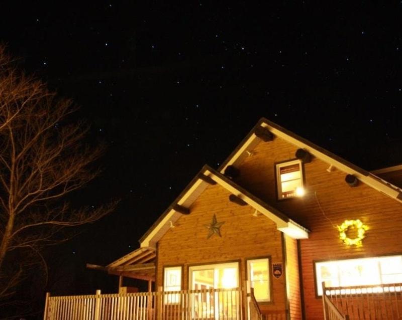 Au domaine sous un ciel étoilé - Gîte