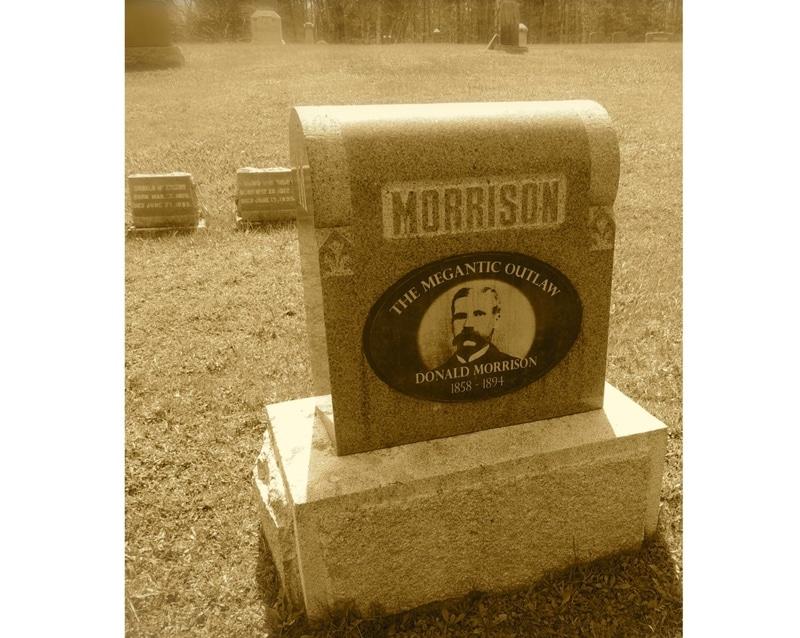 Sur les traces de Donald Morrison
