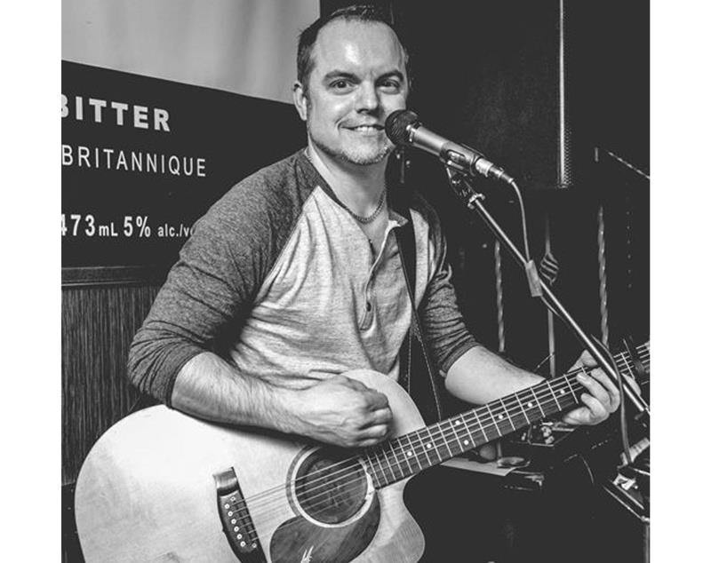Steph St-Pierre, chansonnier d'expérience