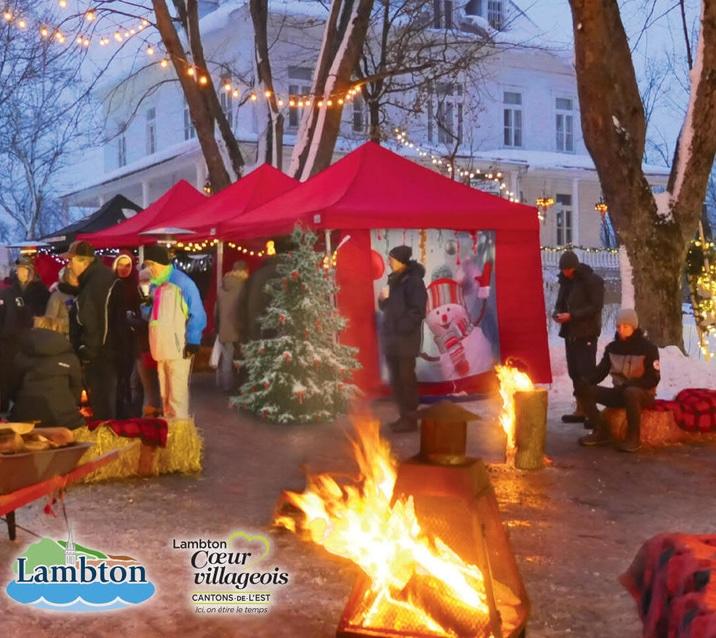 Marché de Noël de Lambton