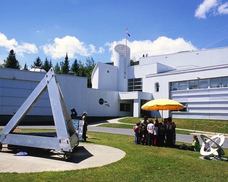ASTROlab du parc national du Mont-Mégantic