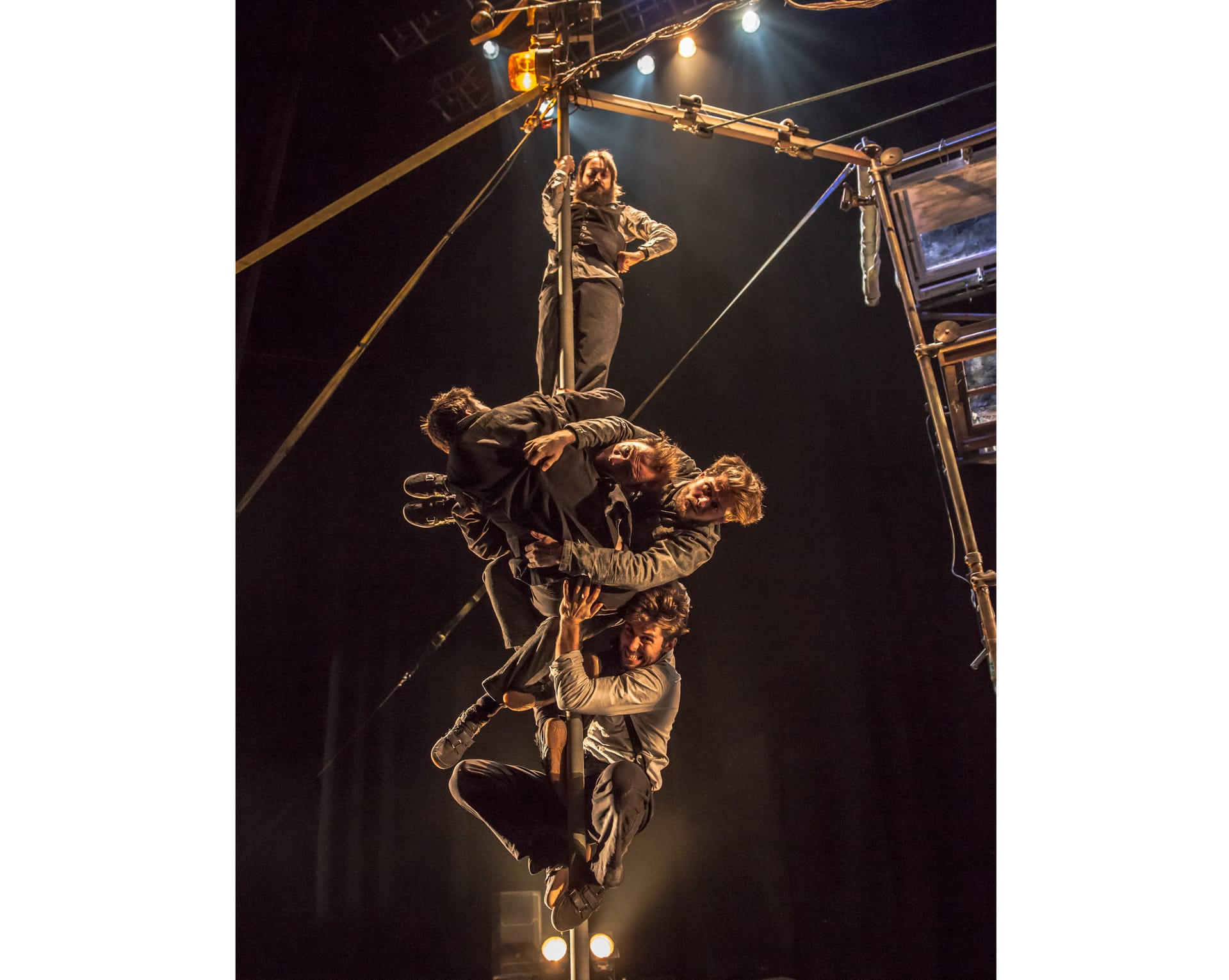Machine de Cirque, première édition