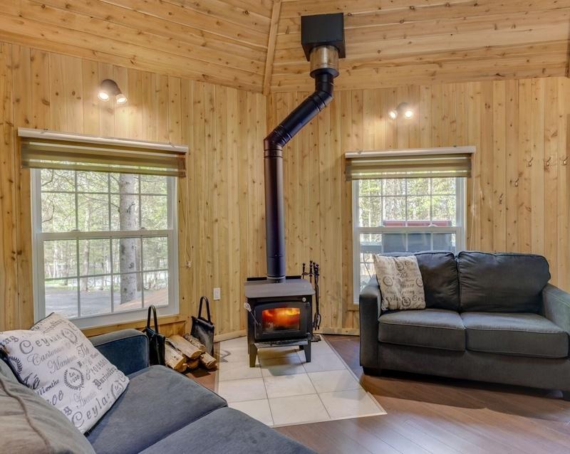 Prêts-à-camper - Camping Aventure Mégantic
