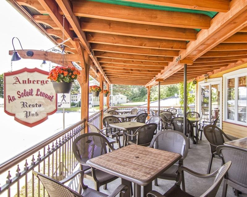 Auberge Au Soleil Levant Resto-pub