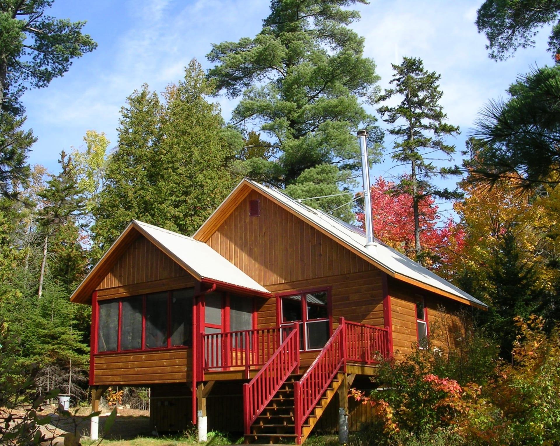 Parc national de Frontenac