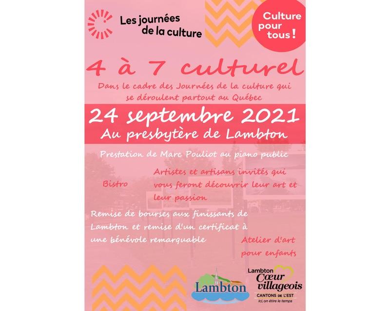 Journées de la culture de Lambton