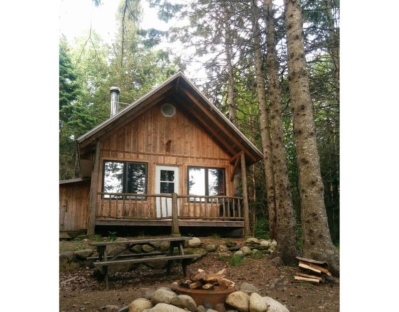 Camping et Chalets dans les Arbres Mont-Mégantic - Chalets -