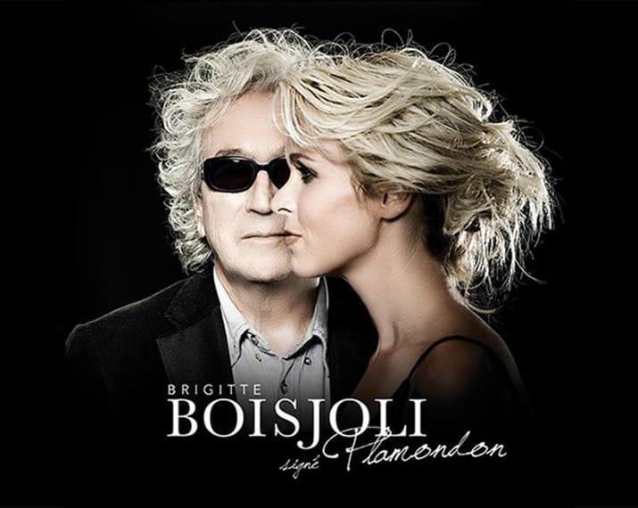 Brigitte Boisjoli chante Plamondon