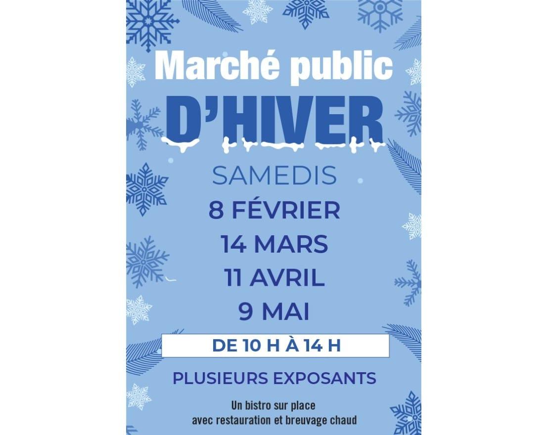 Marché public d'Hiver