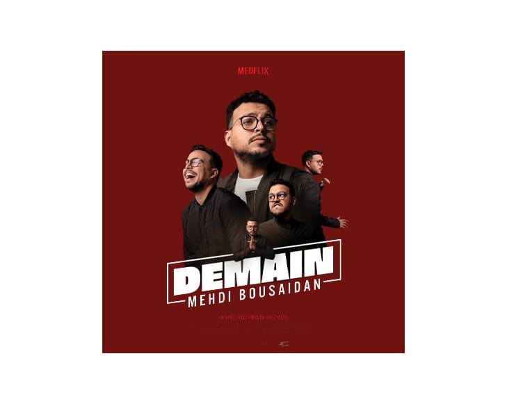 Mehdi Bousaidan, Demain