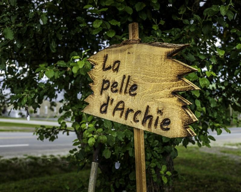 Sur les traces d'Archie Annance - circuit interactif