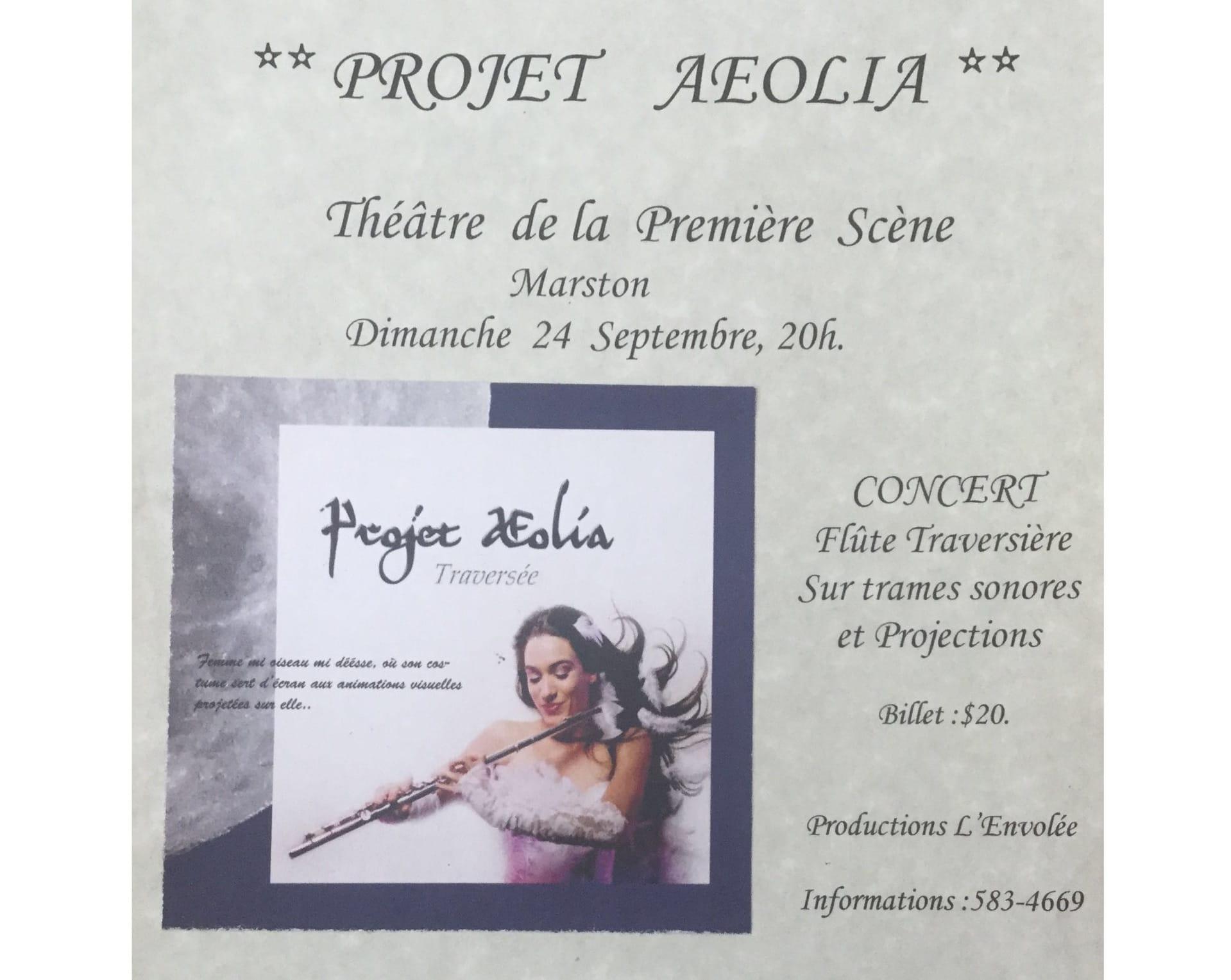 Projet Aeolia