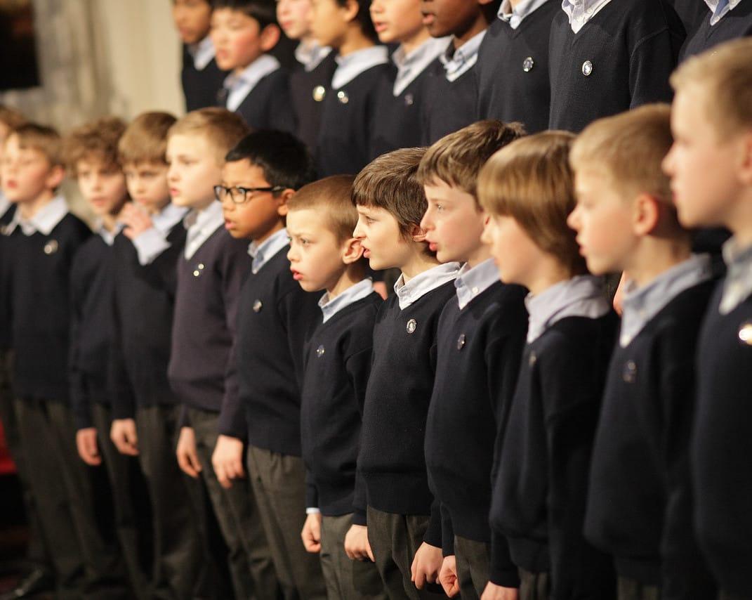 Les Petits Chanteurs du Collège Saint-Pierre de Bruxelles