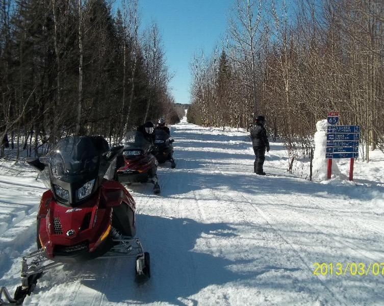 Club de motoneige Lac-Mégantic