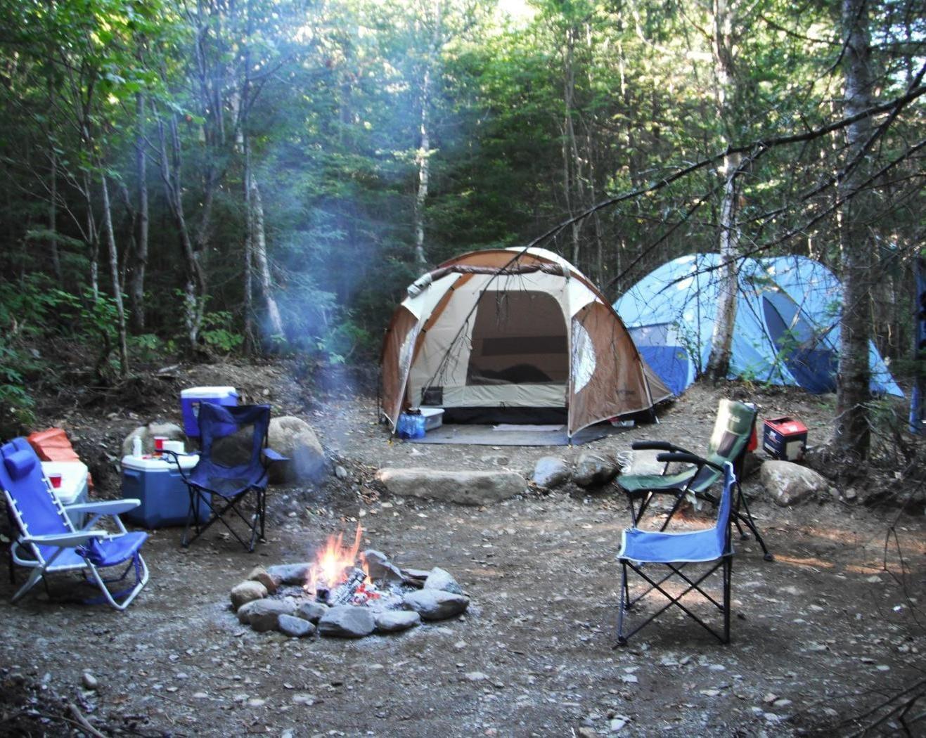 Camping et Tipis - La Cédrière de la Montagne