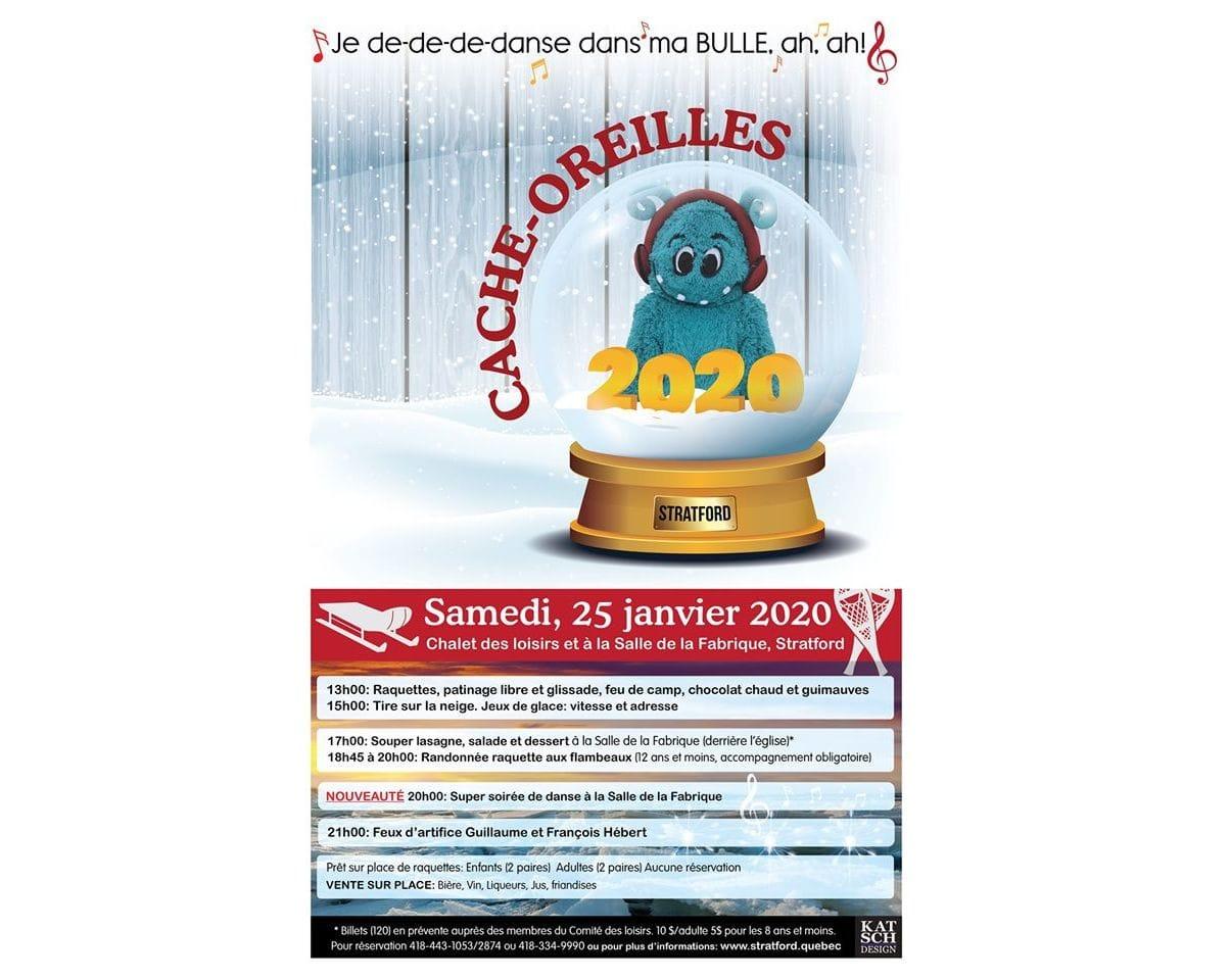 Cache-Oreilles 2020