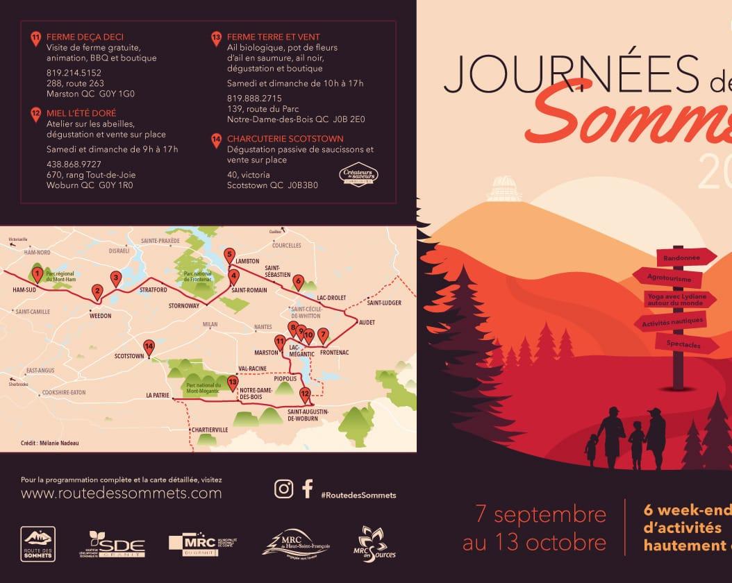 La Route des Sommets, Hautement Savoureuse!
