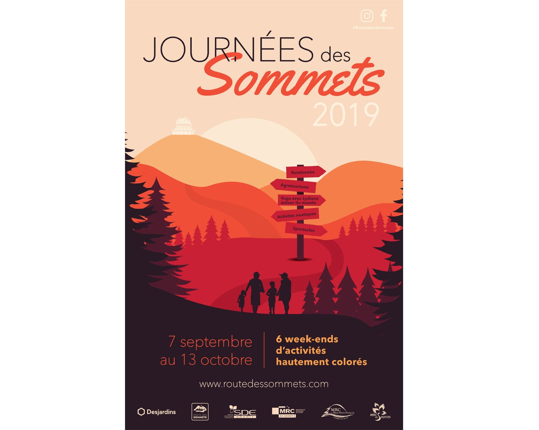 Journées des Sommets - 3e Week-end