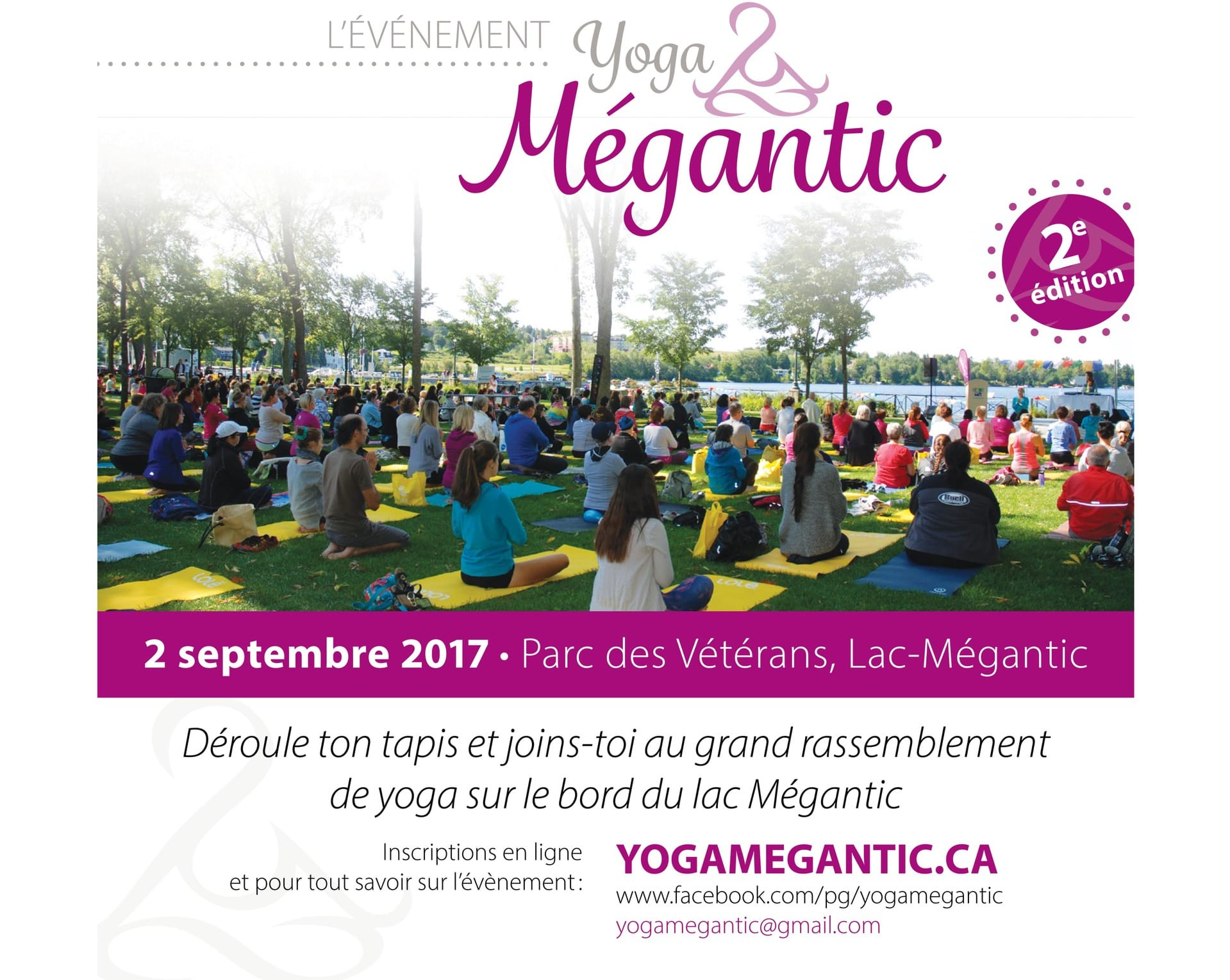Yoga Mégantic