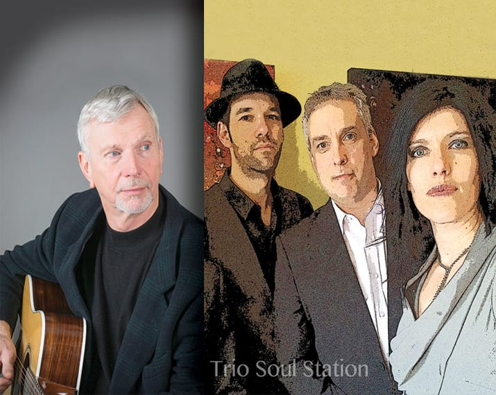 Jean-Marc De Raeve and the Soul Station Trio, Dialogue en musique