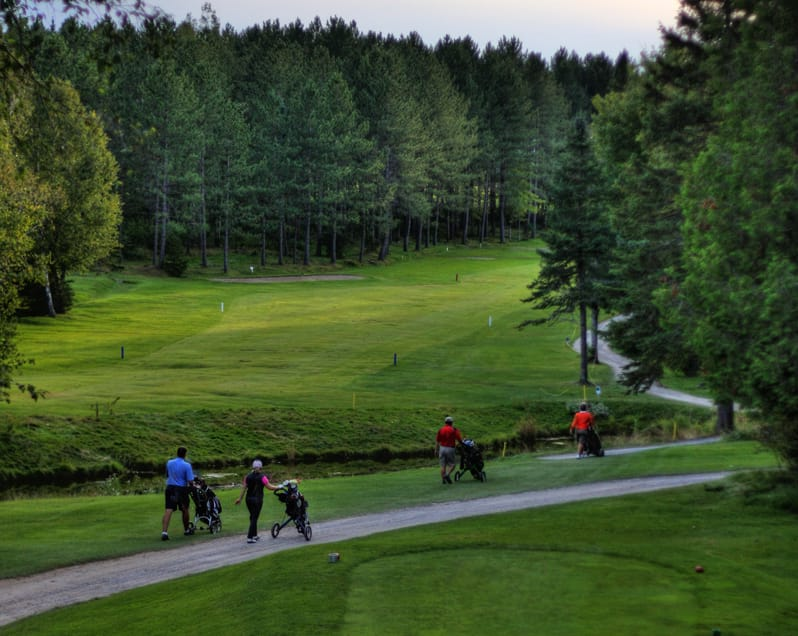Club de Golf du lac Mégantic