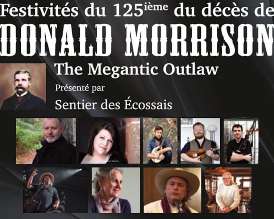 Comité du 125e anniversaire du décès de Donald Morrison présentent The Lewis Outlaws