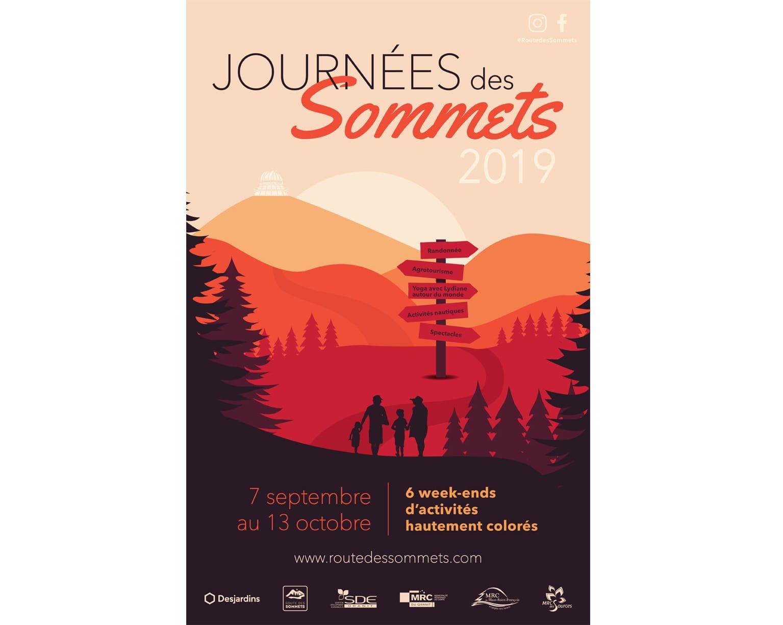 Journées des Sommets - Dernier Week-end