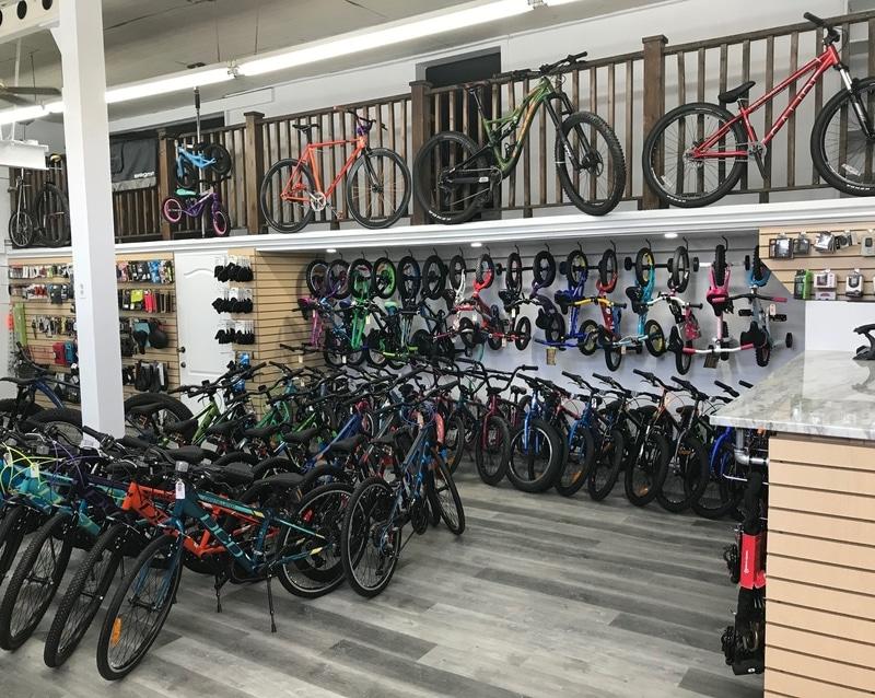 Gosselin bicycles