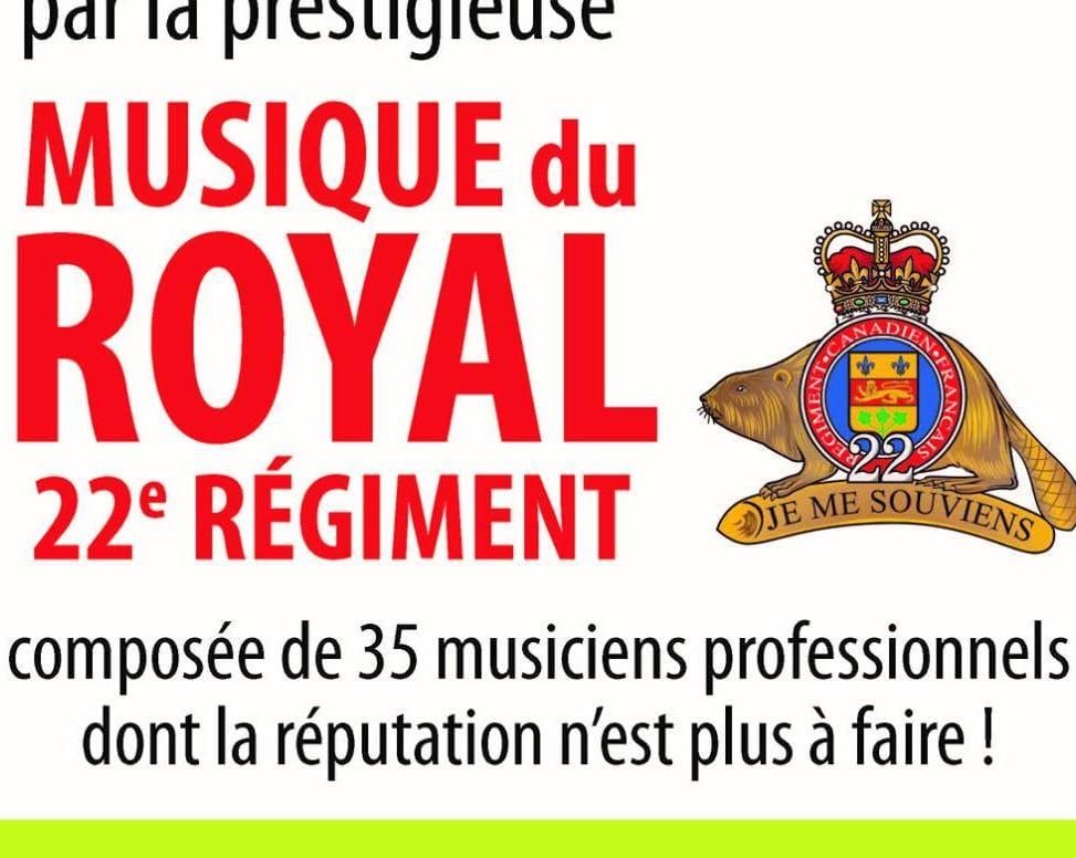 Musique du Royal 22e régiment