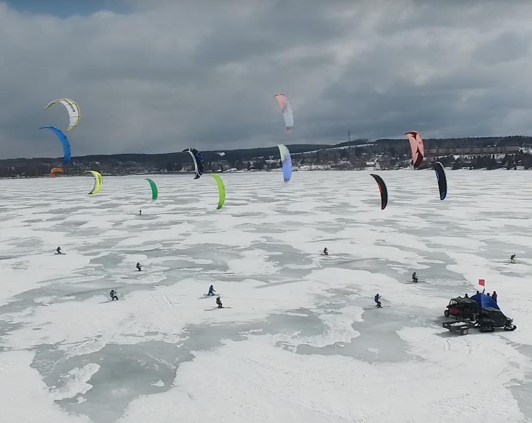 Coupe du Québec de snowkite