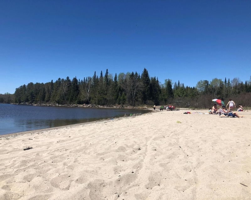 Lake aux Araignées