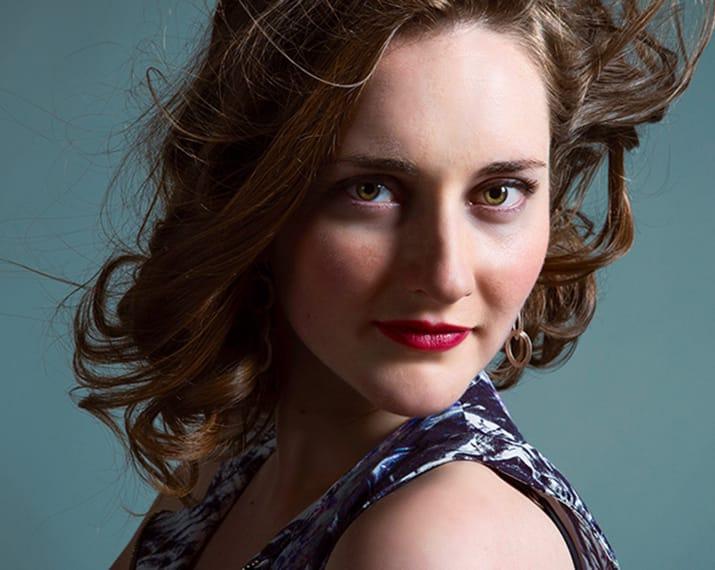Lizzy Hoyt - La Nouvelle Voix Celtique