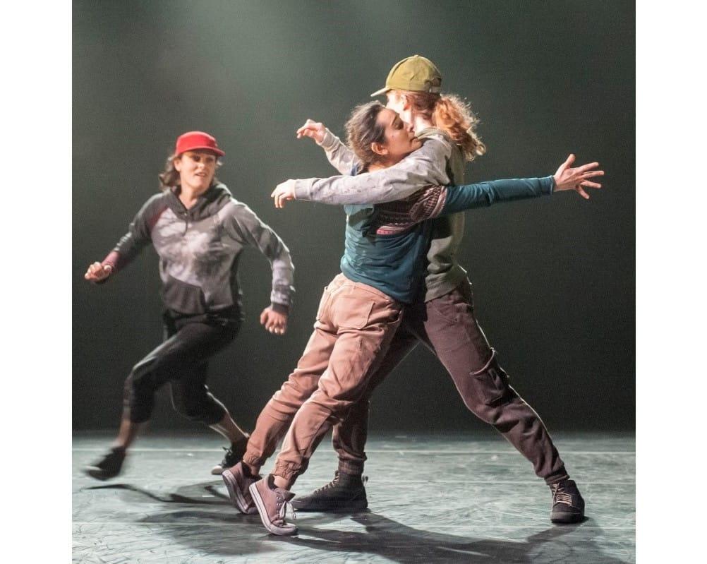 Compagnie de danse sursaut - Moi au carré