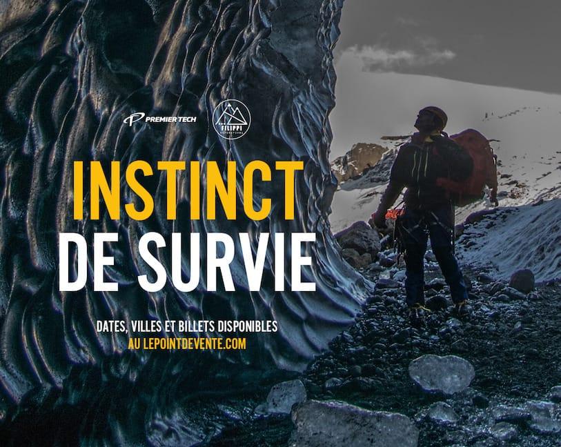 Instinct de survie - Gabriel Filippi