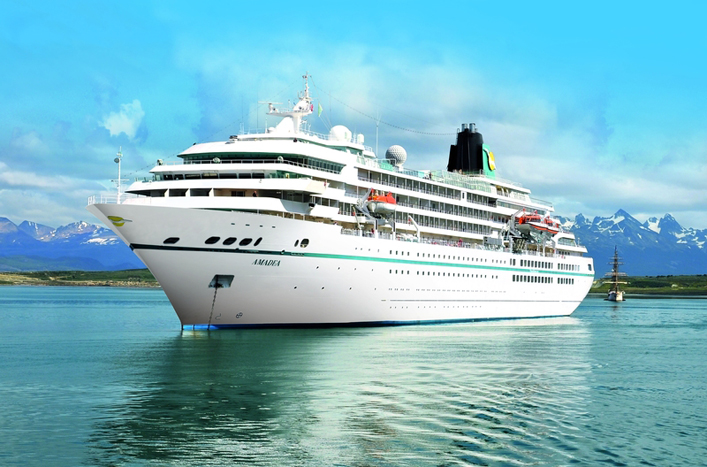 MS Amadea Tourisme TroisRivières - Cruise ship amadea