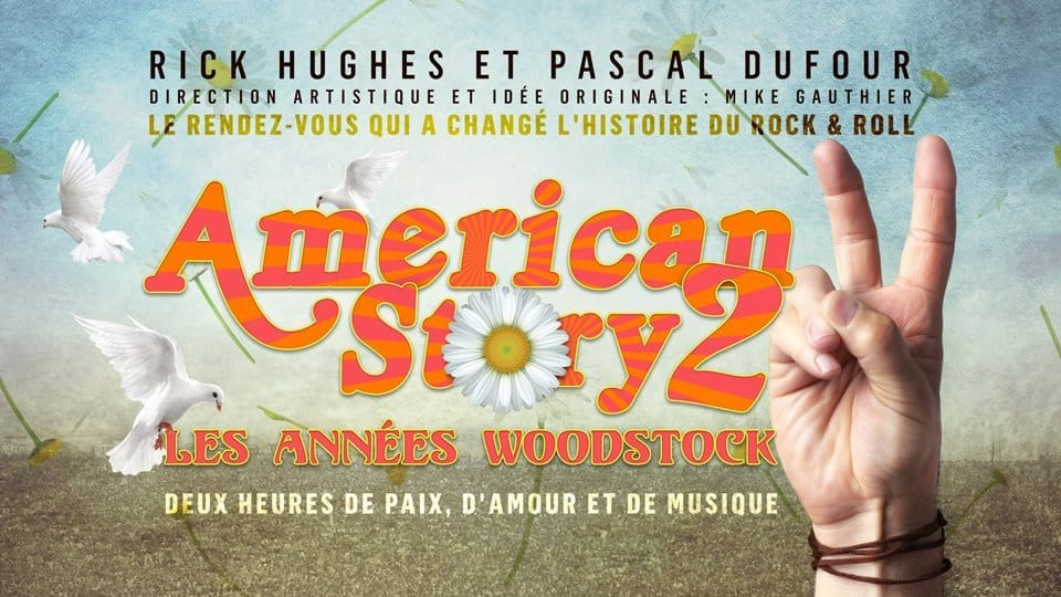 American Story 2, les années Woodstock