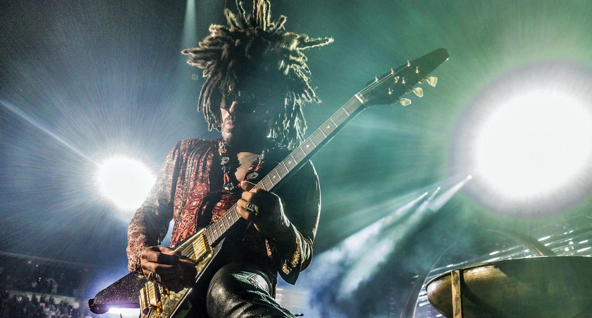 Lenny Kravitz — Raise Vibration Tour