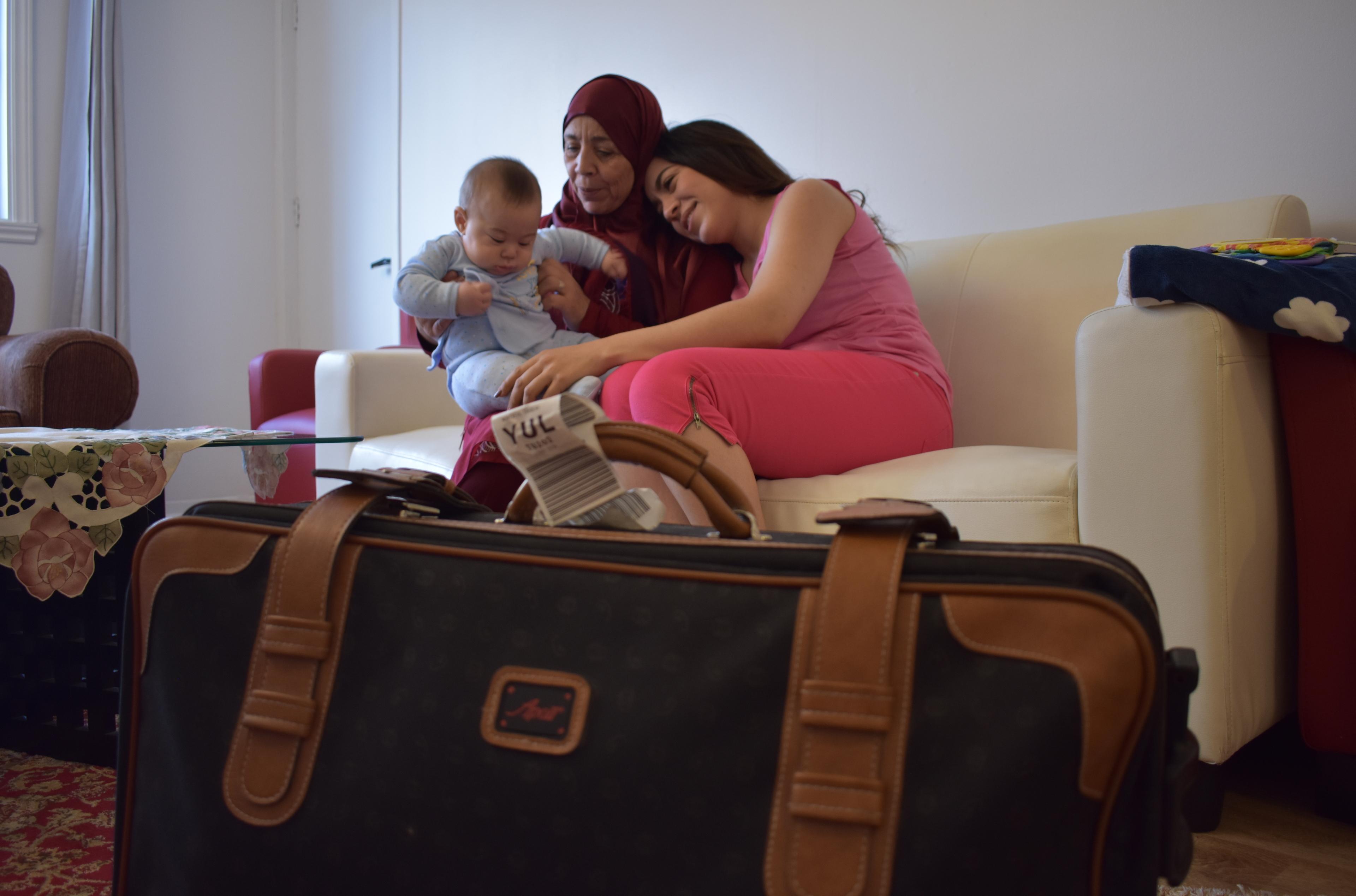 La maternité en partage – Service de référence en périnatalité pour les femmes immigrantes de Québec