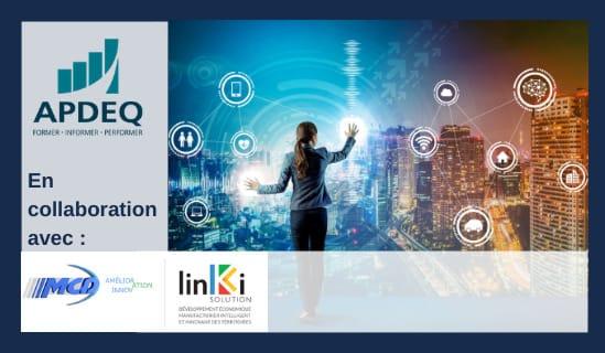 Web conférence - L'intelligence artificielle et le développement économique : enjeux, impacts et plans d'action