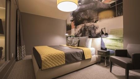accueil kinipi spa nordique h bergement. Black Bedroom Furniture Sets. Home Design Ideas