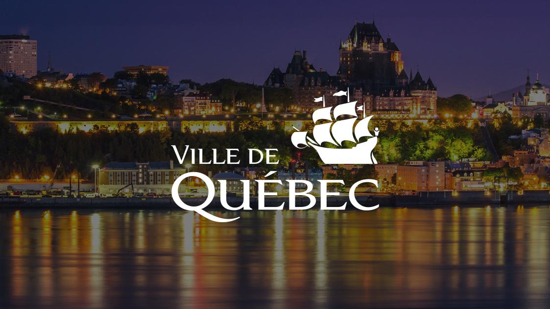 La Ville de Québec fait confiance à LANEC