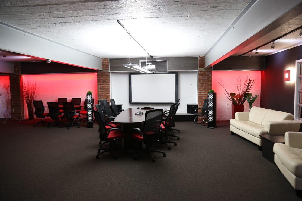 Location de salle de conférence - centre ville Trois-Rivières